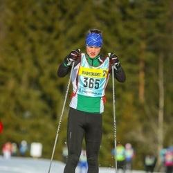 Skiing 90 km - Andreas Nilsson (3653)