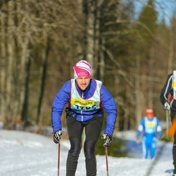 Skiing 90 km - Henrik Brolin (12853)