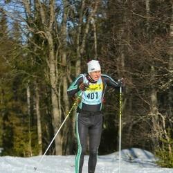 Skiing 90 km - Anders Björkman (4013)