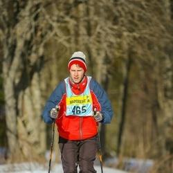 Skiing 90 km - Fredrik Ulinder (4653)