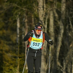 Skiing 90 km - Johan Johansson (5523)