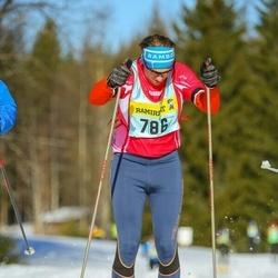 Skiing 90 km - Christian Zäll (7863)