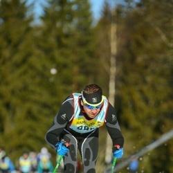 Skiing 90 km - Björn Fredriksson (9883)