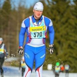 Skiing 90 km - Bo Sköld (3703)