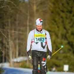 Skiing 90 km - Anders Boström (14823)