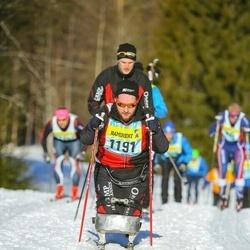 Skiing 90 km - Janne Karlsson (11913)