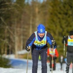 Skiing 90 km - Henrik Cederlund (1473)