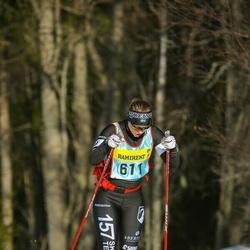 Skiing 90 km - Amanda Steen (6113)