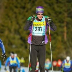 Skiing 90 km - Anton Sundin (2823)