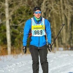 Skiing 90 km - Alexander Lundin (9693)