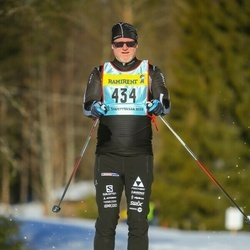 Skiing 90 km - Jan-Anders Willén (4343)