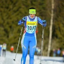 Skiing 90 km - Carolina Andersson (10123)