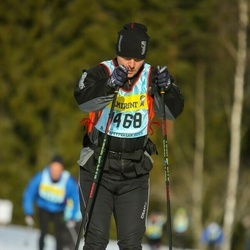 Skiing 90 km - Anders Pålsson (14683)