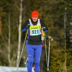 Skiing 90 km - Åke Roos (9213)
