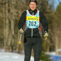 Skiing 90 km - Claes Johansson (2023)