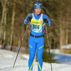 Skiing 90 km - Fredrik Geijer (5683)