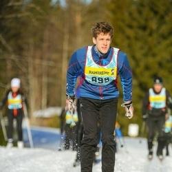 Skiing 90 km - Emil Börjesson (8993)