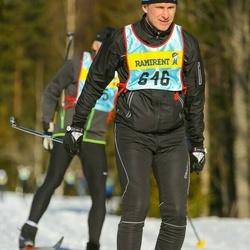 Skiing 90 km - Dan Gustafsson (6463)