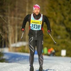Skiing 90 km - Joakim Lindström (13193)