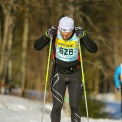 Skiing 90 km - Christian Bäckstrand (6263)