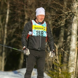 Skiing 90 km - Jan Karlsson (1583)