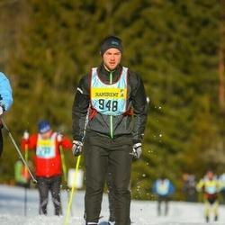 Skiing 90 km - Robin Kindahl (9483)