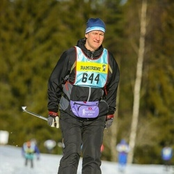Skiing 90 km - Anders Martinsson (6443)
