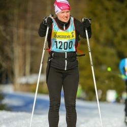 Skiing 90 km - Elin Öster (12003)