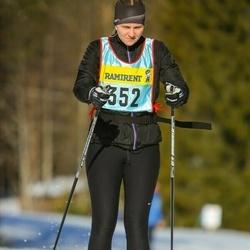 Skiing 90 km - Elina Strand (3523)