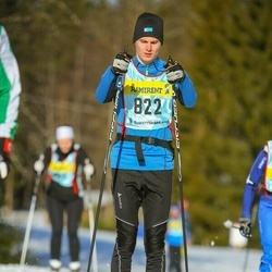 Skiing 90 km - Anders Estenberg (8223)