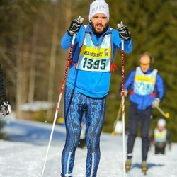 Skiing 90 km - Christian Strååt (13953)