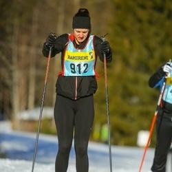 Skiing 90 km - Sanna Öhlund (9123)