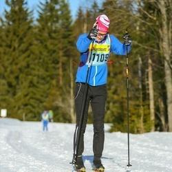 Skiing 90 km - Åke Bolander (11093)