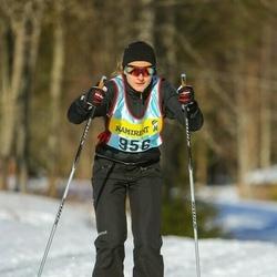 Skiing 90 km - Ausra Peciulyte (9563)