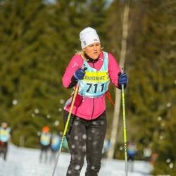 Skiing 90 km - Alexandra Sällvin (7113)