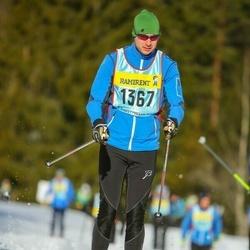 Skiing 90 km - Markus Hubertsson (13673)