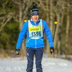 Skiing 90 km - Rikard Zetterlund (13963)