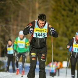 Skiing 90 km - Albin Holmström (14423)