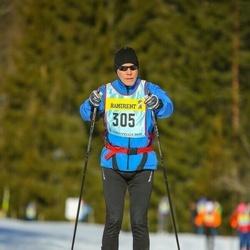 Skiing 90 km - Eilert Lundstedt (3053)