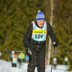 Skiing 90 km - Bosse Axelsson (5043)