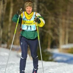 Skiing 90 km - Astrid Larsson (713)