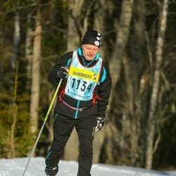 Skiing 90 km - Åke Gruvman (11343)