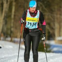 Skiing 90 km - Jenny Stjernsten (14343)
