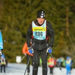 Skiing 90 km - Christian Ehn (6963)