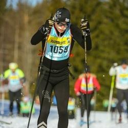 Skiing 90 km - Fredrik Söderberg (10593)