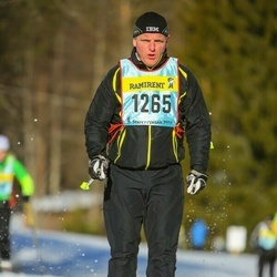 Skiing 90 km - Henrik Olsson (12653)