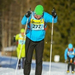 Skiing 90 km - Celilie Löwing (2723)