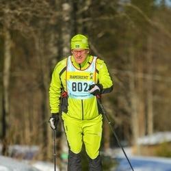 Skiing 90 km - Henrik Carlsson (8023)