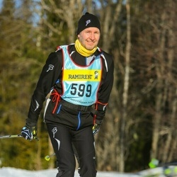 Skiing 90 km - André Holster Westerberg (5993)