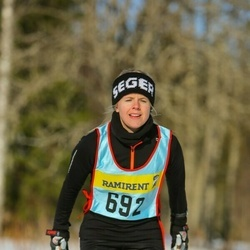 Skiing 90 km - Alexandra Sterne (6923)